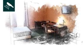 hotel de la cloche dole jura Chambre-Basique-Double