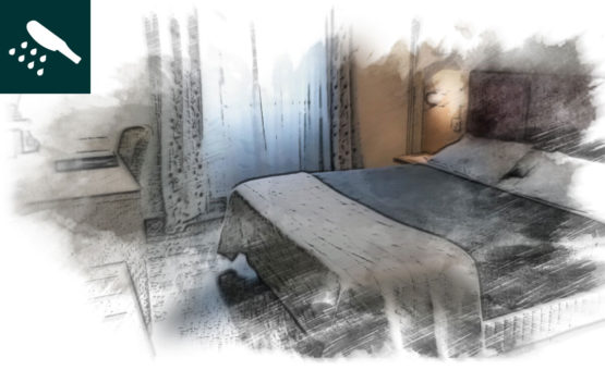 hotel de la cloche dole jura Chambre standard double